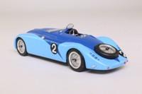 IXO LM1937; 1936 Bugatti Type 57G Tank; 1937 24h Le Mans 1st; Wimille & Benoist, RN2