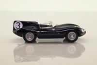 IXO LM1957; Jaguar D Type; 1957 24h Le Mans 1st; Flockhart & Bueb; RN3