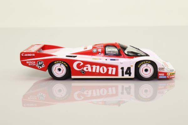 Minichamps 430 836514; Porsche 956L; 1983 24h Le Mans 8th; Palmer, Lammers, Lloyd; RN14