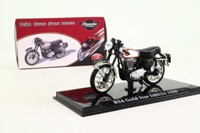 Atlas Editions 4 658 104; 1956 BSA Gold Star DBD34 Motorcycle; 500cc, Black & Chrome