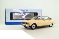 Modelcar Group 18046; 1970 Rover P6 3500 V8; Almond Yellow