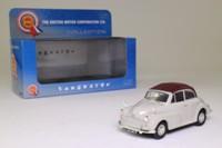 Vanguards VA07102; Morris Minor Convertible; Soft Top; Pearl Grey & Maroon