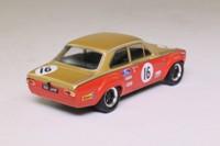 Atlas Editions 4 672 101; British Touring Car Champions; Mk1 Escort, Alan Mann Racing
