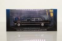 Atlas Editions 2696 016; 1981 Lincoln Continental; Ronald Reagan; Assasination Attempt 1981