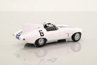 Spark S2100; Jaguar E2A; 1960 24h Le Mans DNF; Gurney & Hansgen; RN6