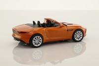 WhiteBox WB166; Jaguar F-Type; Metallic Orange