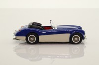 Vitesse 22003; Austin Healey 3000; Open Top, Ocean Blue & Ivory