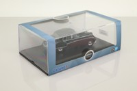 Oxford Diecast JAG9004; 1959 Jaguar Mk 9; Black & Imperial Maroon