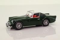 Oxford Diecast DSP004; Daimler SP250 Dart; Open Roadster, British Racing Green