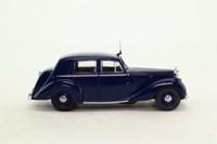 Oxford Diecast BN6001; Bentley MkVI; Ivo Peters, Dark Blue