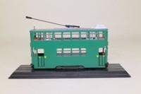 Atlas Editions 4648104; Trams of the World; Hong Kong, HKT