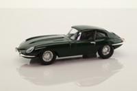 del Prado; 1962 Jaguar E-Type 2+2; British Racing Green