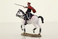 del Prado SNC044; Warrior Figure; General Blucher, Prussia, 1813