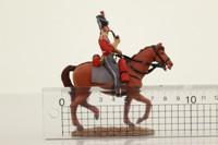 del Prado SNC050; Warrior Figure; Officer, British Dragoons 1809
