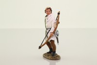 del Prado SME006; Warrior Figure; English Longbowman; Crecy 1346