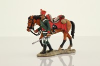 del Prado SNC055; Warrior Figure; Chasseur a Cheval, 1812
