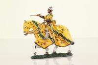 del Prado; Warrior Figure; Italian Condottiere; Guidoriccio da Fogliano 1330