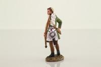 del Prado SME006; Warrior Figure; English Longbowman; Crecy 1346