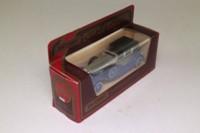 Models of Yesteryear Y-4/4; 1930 Duesenberg Model J Town Car; Silver & Blue, UK Made