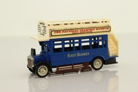 Models of Yesteryear Y-23/1; 1922 AEC S Type Omnibus; The National Tramway Museum, Crich