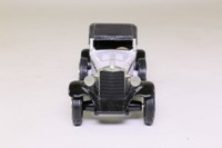 Models of Yesteryear Y-16/2; 1928 Mercedes-Benz SS; Grey, Black Chassis