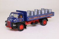 Corgi 20001; Bedford S; 4 Wheel Rigid Dropside, W&J Riding Ltd, Oil Drum Load
