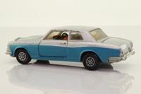 Corgi Toys 280; Rolls-Royce Silver Shadow - WhizzWheels; Silver & Blue
