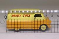 Atlas Dinky Toys 482; Bedford CA Van; Dinky Toys, Cream & Orange