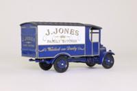 Corgi Classics 09002; 1929 Thornycroft Van; J. Jones Family Butcher; Dad's Army TV Show