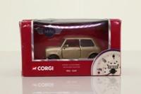 Corgi CC82219; BL/Rover Mini; Gold Metallic