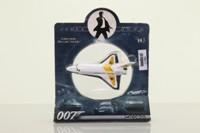 Corgi TY95802; Space Shuttle; James Bond, Moonraker