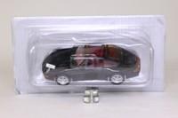DeAgostini; 1995 Porsche 911 Carrera Targa; Black, Red Interior