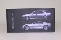 Atlas Editions 3 898 004; 1991 Saab 900 Cabriolet; Monte Carlo Yellow