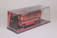 Corgi OOC 43712; Q1 Trolleybus; London Transport: 607 Shepherds Bush, Acton, Hanwell
