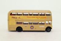 EFE 25514A; AEC Routemaster RML Bus; London General; 22 Putney Common, Queens Golden Jubilee