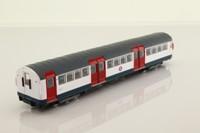 EFE 80502; 1959 London Tube Stock; Driving Carriage D; Northern Line, Edgware via Bank