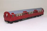 EFE 80301; 1938 London Tube Stock, Trailer Carriage; London Transport; Northern Line