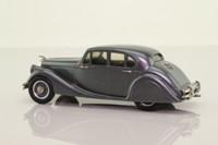 Western Models WMS41; 1949 Jaguar MkV Saloon; Metallic Grey