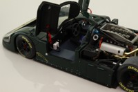 Exoto MTB00101; Jaguar XJR-9 LM; Green, Prototype