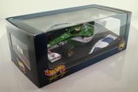 Hot Wheels 26699; Jaguar R1 Formula 1; 2000 Launch Car; Eddie Irvine; RN18