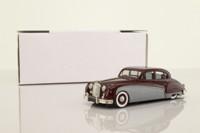 Gems & Cobwebs GC 6 MG; 1958 Jaguar MkIX; Maroon & Grey