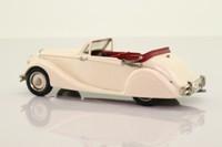 Kit Built; Jaguar Mk IV Cabriolet; Cream
