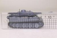 Atlas Editions 4660 101; Pz.Kpfw. VI Tiger Tank; German Army 1944, Grey