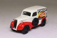 Corgi 96863; Ford Popular Van; Sunlight Soap