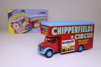 Corgi 97092; Bedford O Series Pantechnicon; Chipperfields Circus; Billy Smee Wardobe