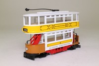 Corgi Classics 98152; Double Deck Tram, Closed Top, Open Platform; Glasgow Corporation Tramways; Glasgow Green, Bridgeton Cross, Bellgrove