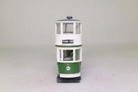 Corgi 97262; Double Deck Tram, Closed Top, Closed Platform; Blackpool Corporation; Pleasure Beach