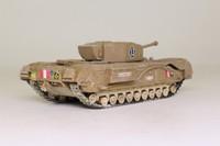 Corgi CC60101; Churchill MkIII Tank; C Squadron, Calgary Rgt, 1st Canadian Army Tank Brigade, Dieppe Raid, August 1942
