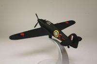 Corgi AA32002; Hawker Hurricane; Mk1, Night Fighter, No.213 Squadron