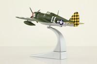 Corgi AA33804; P-47D Thunderbolt Fighter; Capt. Herschel H Green, 317th FS, 325th FG, Celone, Italy, 1944